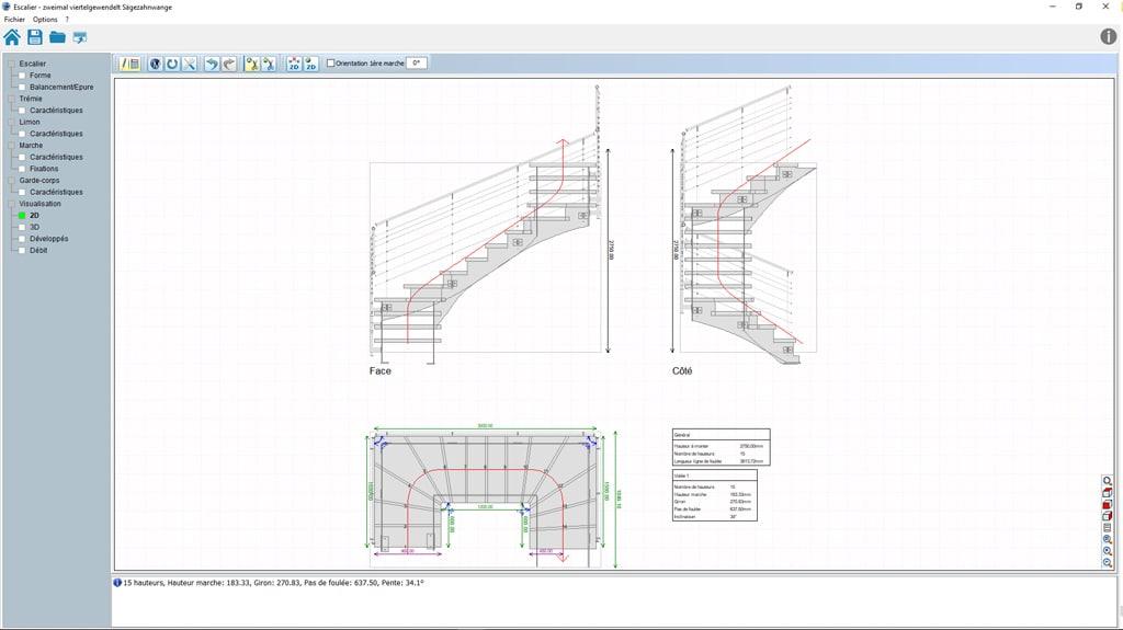 logiciel de conception 3d et plans automatis u00e9s  u2013 m u00e9talcad