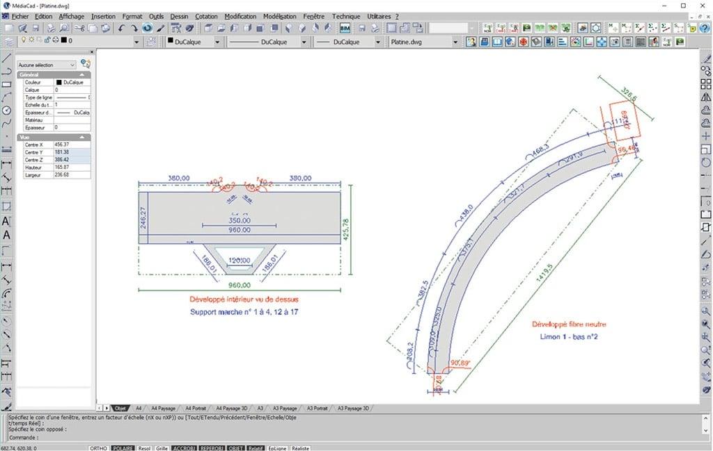 Logiciel De Conception 3d Et Plans Automatises Metalcad