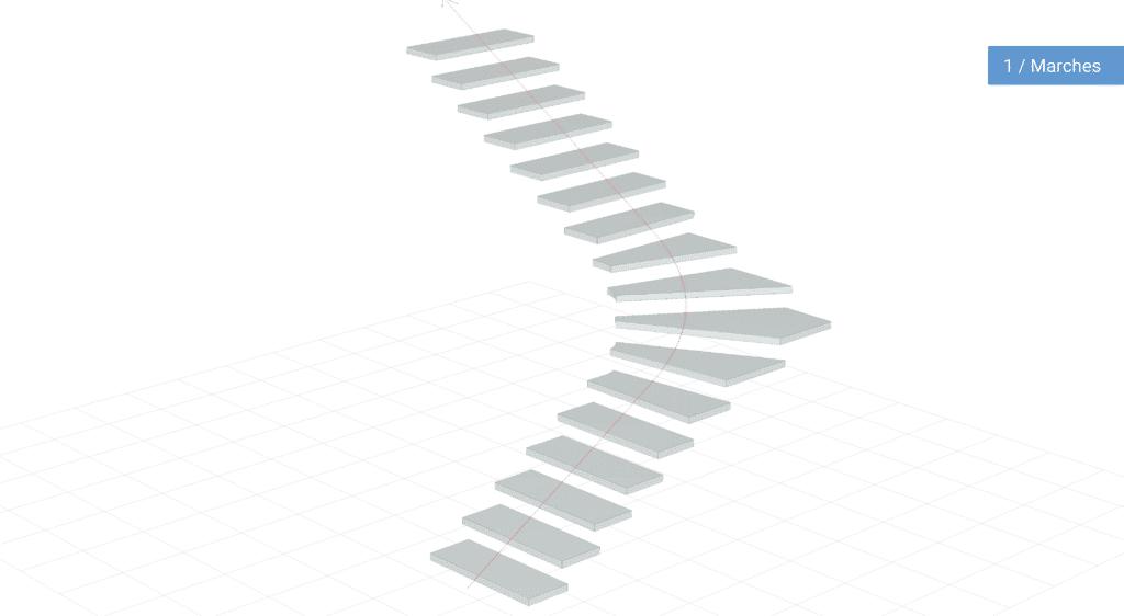 logiciel professionnel de conception d u2019escaliers 3d