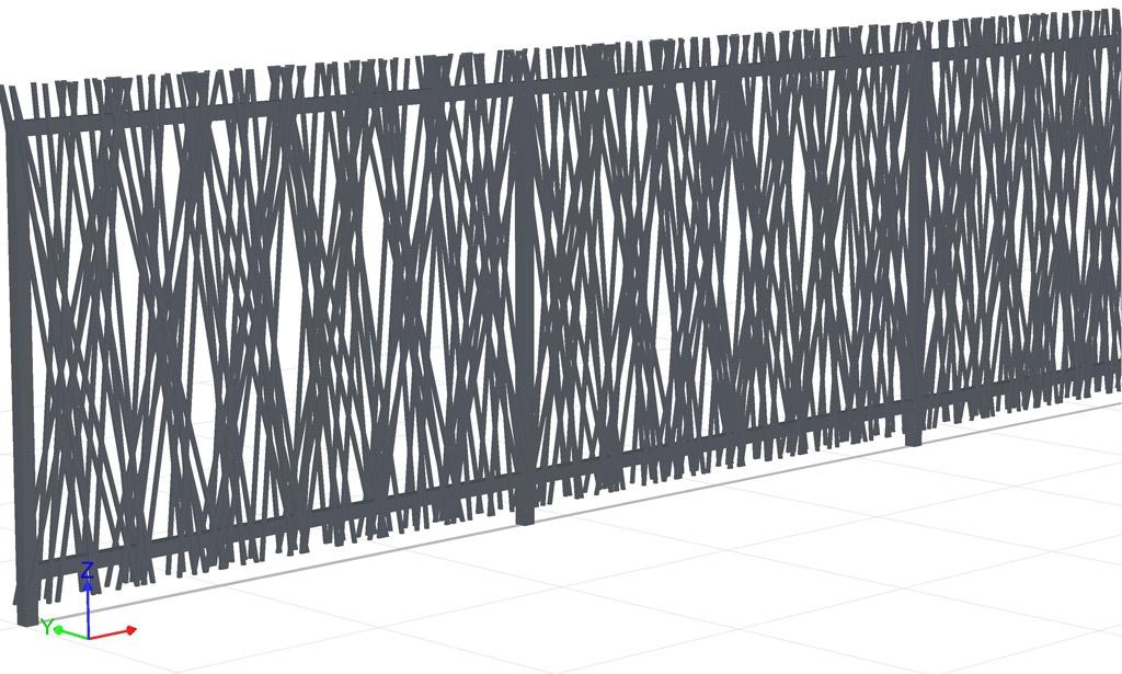 logiciel professionnel de conception de cl u00f4tures 3d